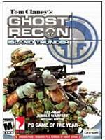 Hra pre PC Ghost Recon: Hřmící Ostrov - datadisk
