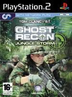 Hra pre Playstation 2 Ghost Recon Jungle Storm Speciální edice