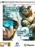 Hra pre PC Tom Clancys Ghost Recon: Advanced Warfighter 1 + 2