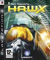 Hra pre Playstation 3 Tom Clancys: H.A.W.X.