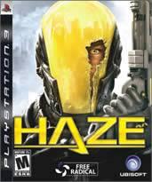 Hra pro Playstation 3 Haze