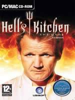 Hra pre PC Hells Kitchen CZ