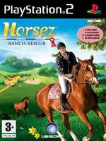 Hra pre Playstation 2 Horsez: Ranch Rescue