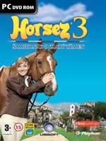 Hra pre PC Horsez 3: Šampionát o zlatý strmeň