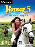 Hra pre PC Horsez 5: Jezdecký šampión