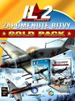 Hra pre PC IL2 Sturmovik: Zabudnuté bitky GOLD