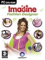 Hra pre PC Imagine: Fashion Designer CZ