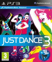 Hra pre Playstation 3 Just Dance 3