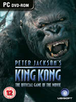Hra pre PC King Kong EN