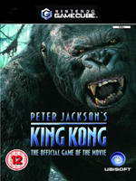Hra pre GameCube King Kong