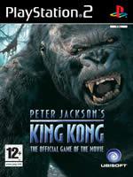 Hra pre Playstation 2 King Kong dupl