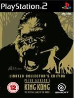 Hra pre Playstation 2 King Kong (Zberateľská edícia)