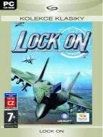 Hra pre PC Lock On: Air Combat Simulator + príručka