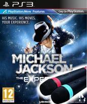 Hra pre Playstation 3 Michael Jackson: The Game (Experience) + 2 mikrofóny
