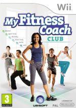Hra pre Nintendo Wii My Fitness Coach Club + kamera
