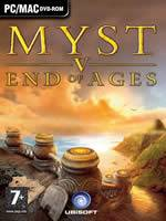 Hra pre PC a Macintosh Myst V: End of Ages
