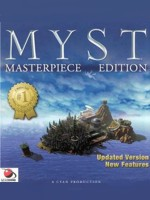 Hra pre PC Myst (Masterpiece edition)