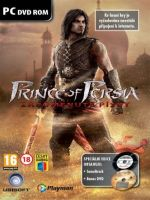 Hra pre PC Prince of Persia: Zapomenuté písky (3 DVD edícia)