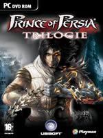 Hra pro PC Princ z Persie: 1+2+3 Trilogie CZ