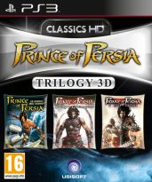 Hra pre Playstation 3 Prince of Persia Trilogy: HD Classics