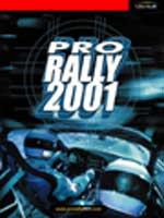 Hra pre PC Pro Rally 2001
