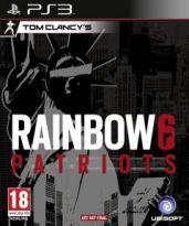 Hra pre Playstation 3 Tom Clancys Rainbow Six: Patriots
