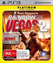 Hra pre Playstation 3 Tom Clancys Rainbow Six: Vegas 2 (Complete Edition)
