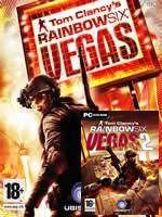Hra pre PC Tom Clancys Rainbow Six: Vegas 1+2