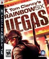 Hra pre Playstation 3 Tom Clancys Rainbow Six: Vegas