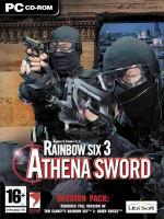 Hra pre PC Rainbow Six 3: Raven Shield: Athena Sword - datadisk