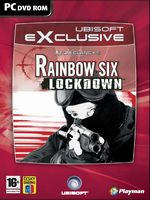 Hra pre PC Tom Clancys Rainbow Six: Lockdown CZ
