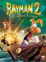 Hra pre PC Rayman 2