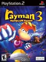 Hra pre GameCube Rayman 3: Hoodlum Havoc