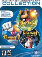Hra pre PC Rayman: Trilógia CZ