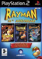 Hra pre Playstation 2 Rayman 10th Anniversary