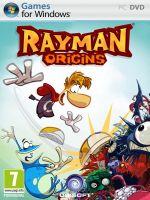 Hra pre PC Rayman Origins EN