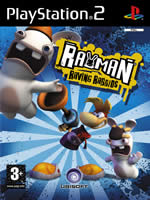 Hra pre Playstation 2 Rayman: Raving Rabbids