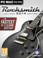 Hra pre PC Rocksmith 2014 + prepájací kábel