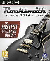 Hra pre Playstation 3 Rocksmith 2014 + prepájací kábel