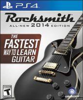 hra pro Playstation 4 Rocksmith 2014 + propojovací kabel