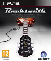 Hra pre Playstation 3 Rocksmith + prepájací kábel