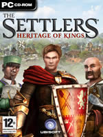 Hra pro PC Settlers V: Dědictví Králů