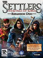 Hra pre PC The Settlers V: Dedičstvo kráľov - EXPANSION