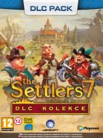 Hra pre PC The Settlers 7: Cesta ke koruně (DLC 1-4)
