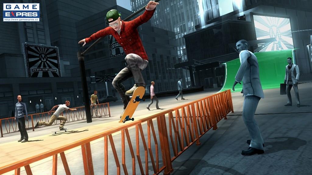 Shaun White Skateboarding Hra pro PC - GameExpres.cz