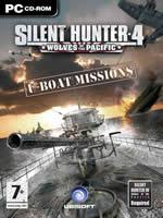Hra pre PC Silent Hunter 4: U-boat Missions CZ