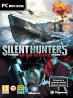 Hra pre PC Silent Hunter 5: Battle of the Atlantic CZ