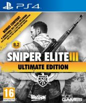 hra pro Playstation 4 Sniper Elite III (Ultimate Edition)