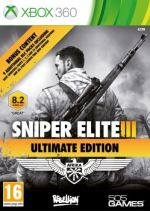 Hra pre Xbox 360 Sniper Elite III (Ultimate Edition)
