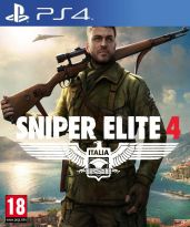 hra pre Playstation 4 Sniper Elite 4